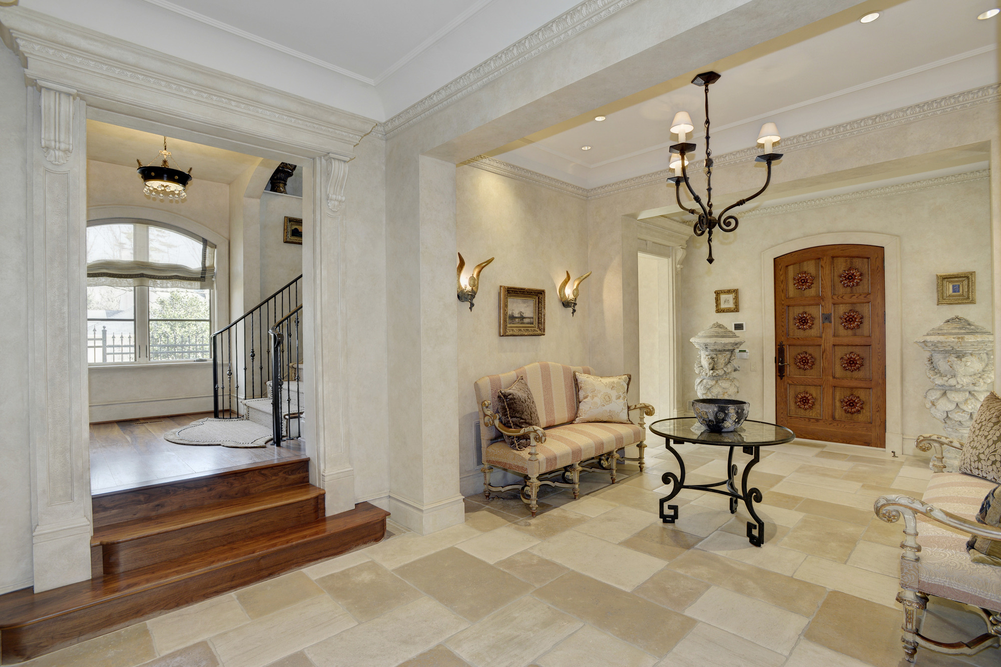 House Foyer Xl : Marc fleisher presents pembroke rd bethesda md