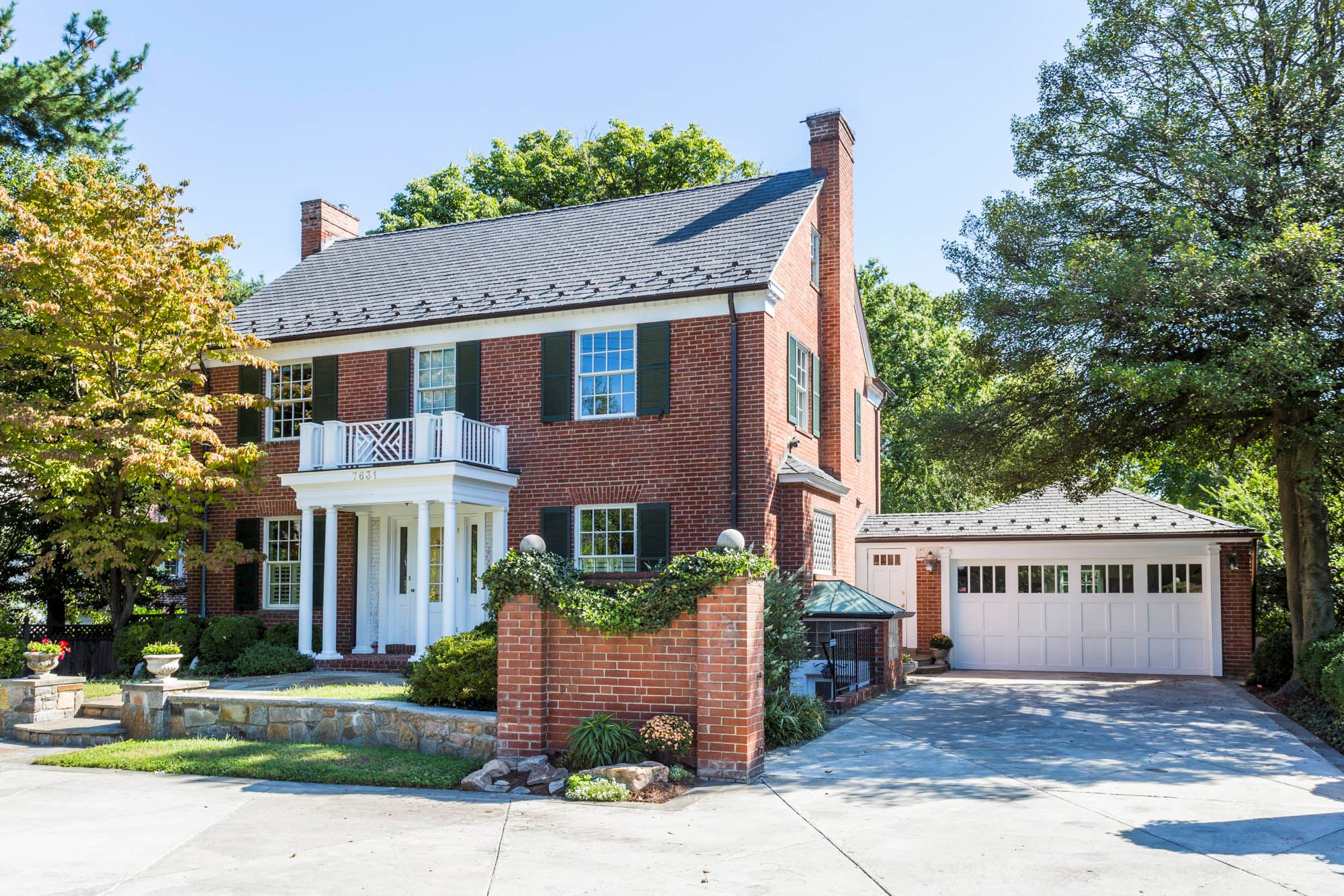 7631 connecticut ave chevy chase md 20815 - Maison ecologique maryland chavy chase ...