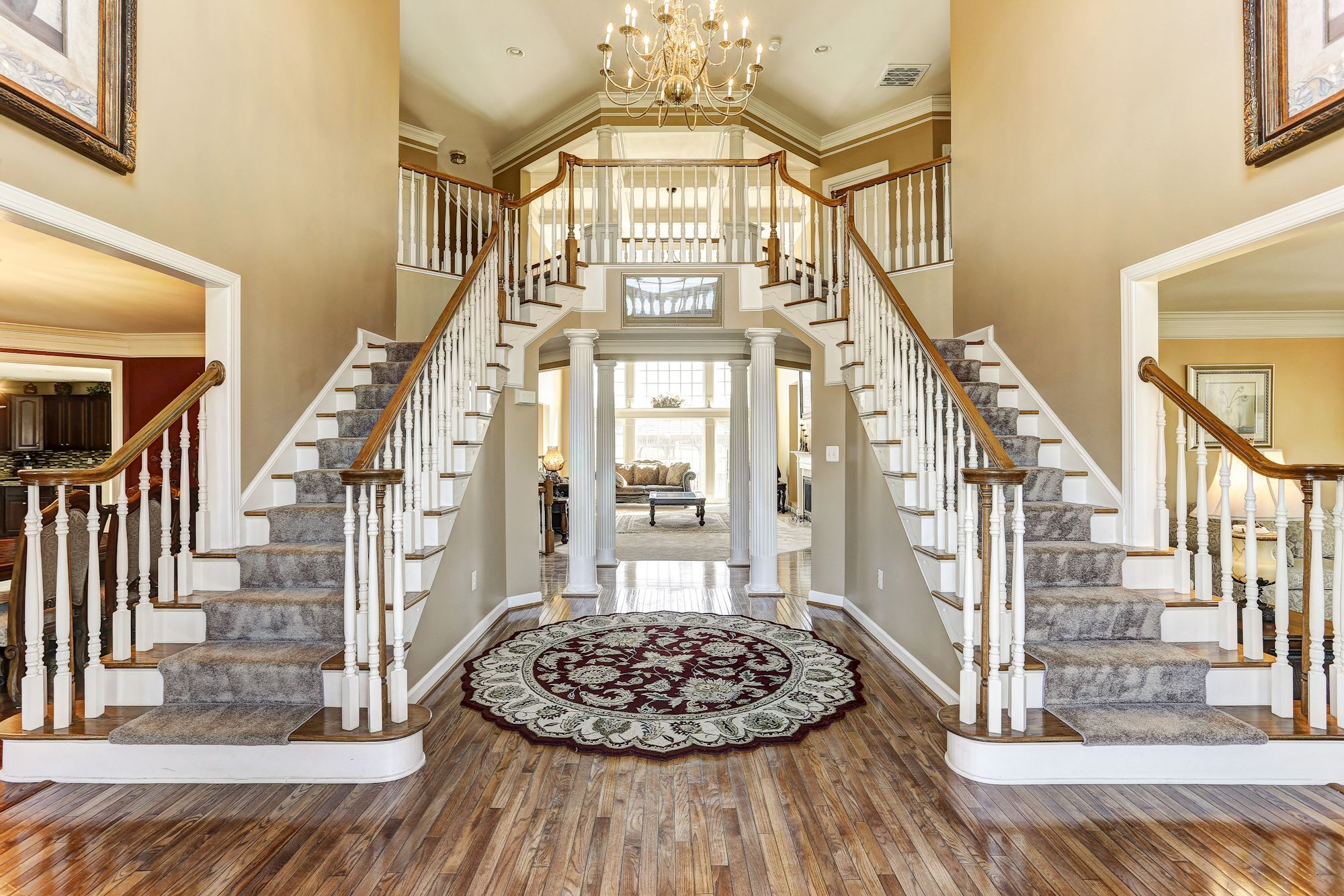 Grand Foyer Xl : Denit estates dr brookeville md