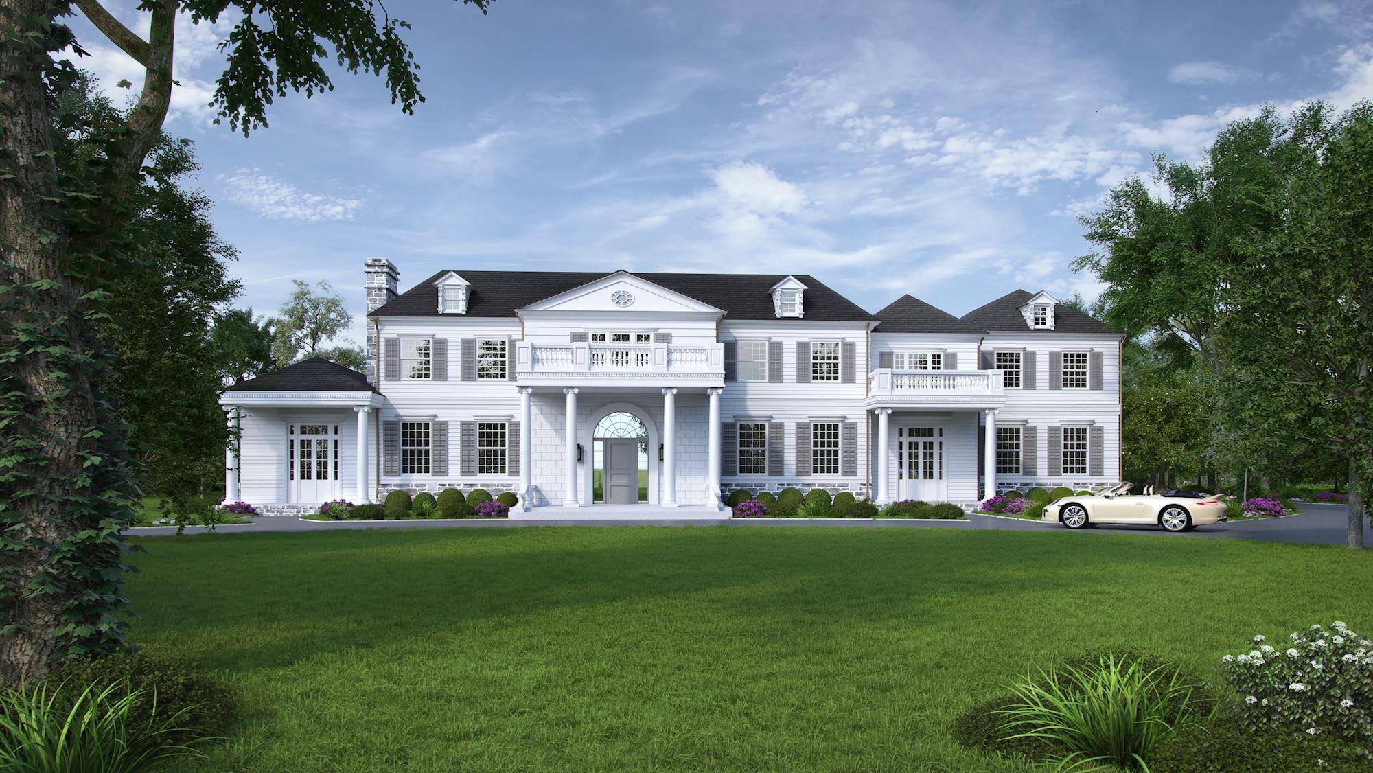 Luxury home builder Top home builders Custom Luxury Home Mansions ...