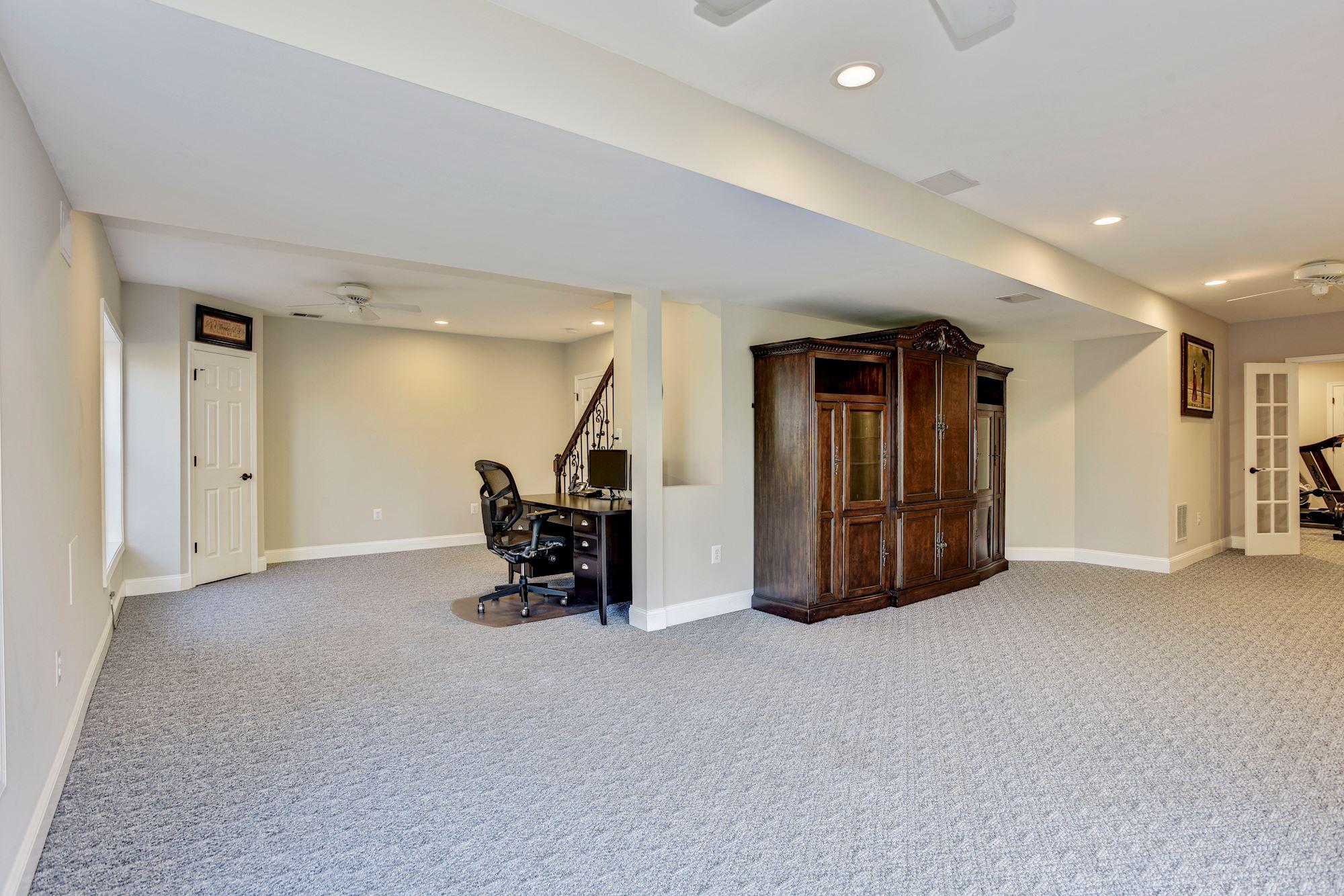 Burgess ceiling tiles