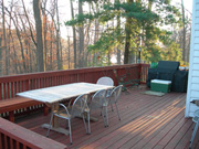 Deck and View