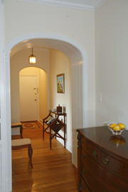 Double Entry Foyer
