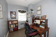 Upstairs Office/ Nursery