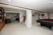Lover Level Recreation Room