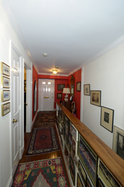 Central Hall to Foyer