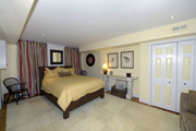 Fifth Bedroom/Au-Pair Suite