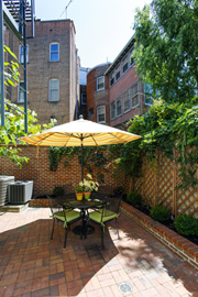 Peace and tranquility in the heart of Logan Circle