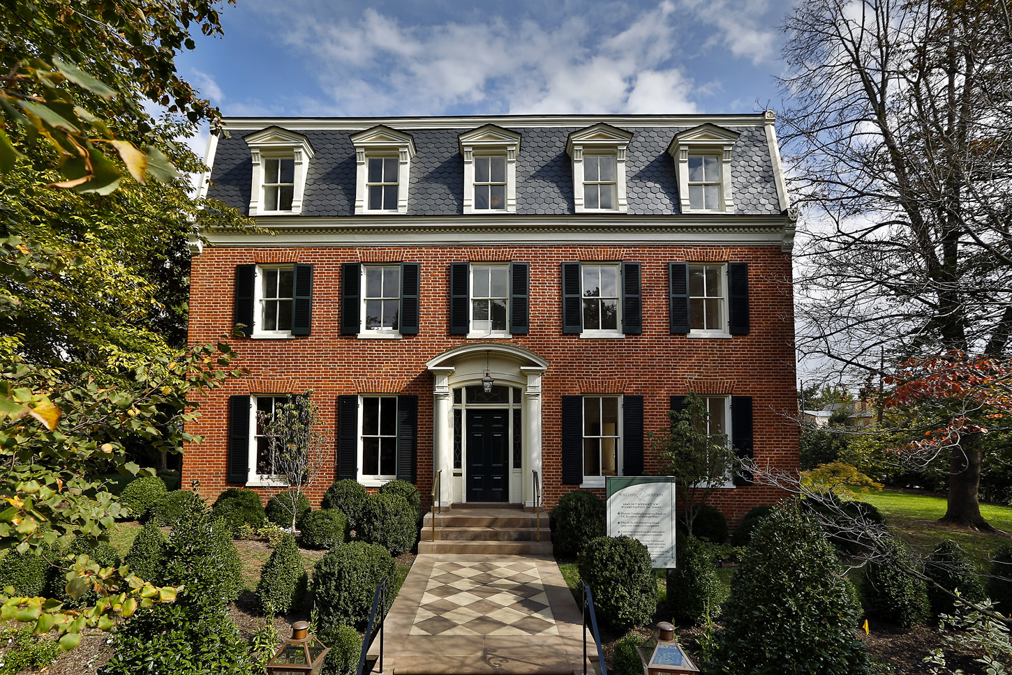 Homevisit Virtual Tour 1645 31st St Nw Washington Dc 20007