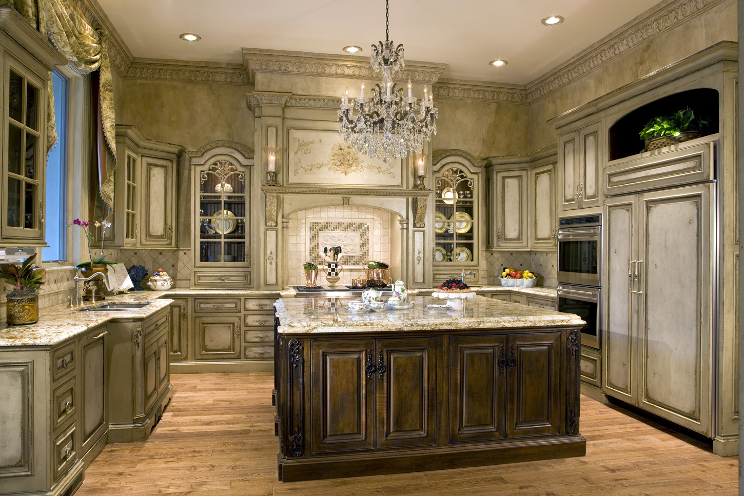 Niroo haleh design gallery potomac md 20854 for European kitchen designs