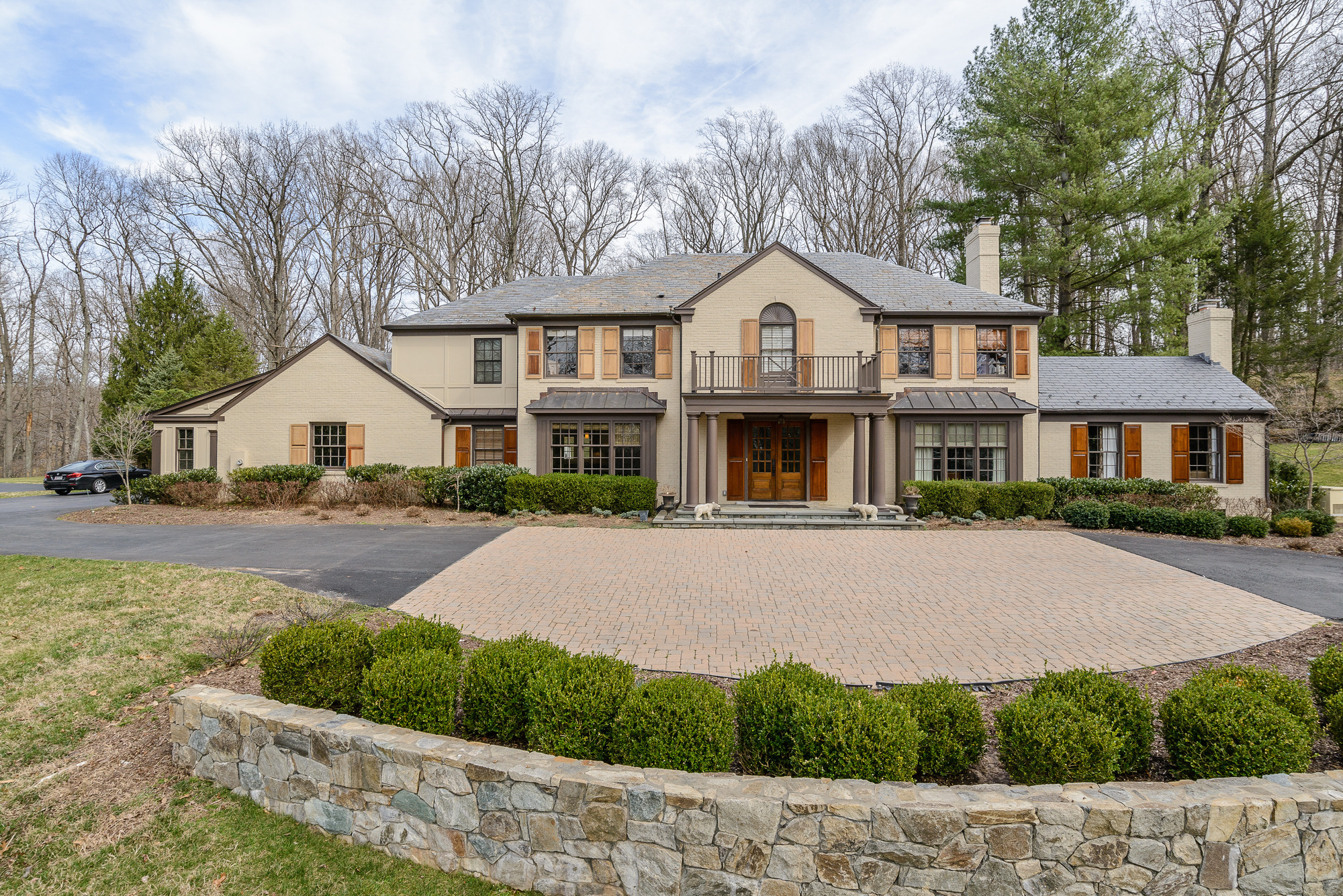 Exterior: 8919 BEL AIR PL, POTOMAC, MD 20854
