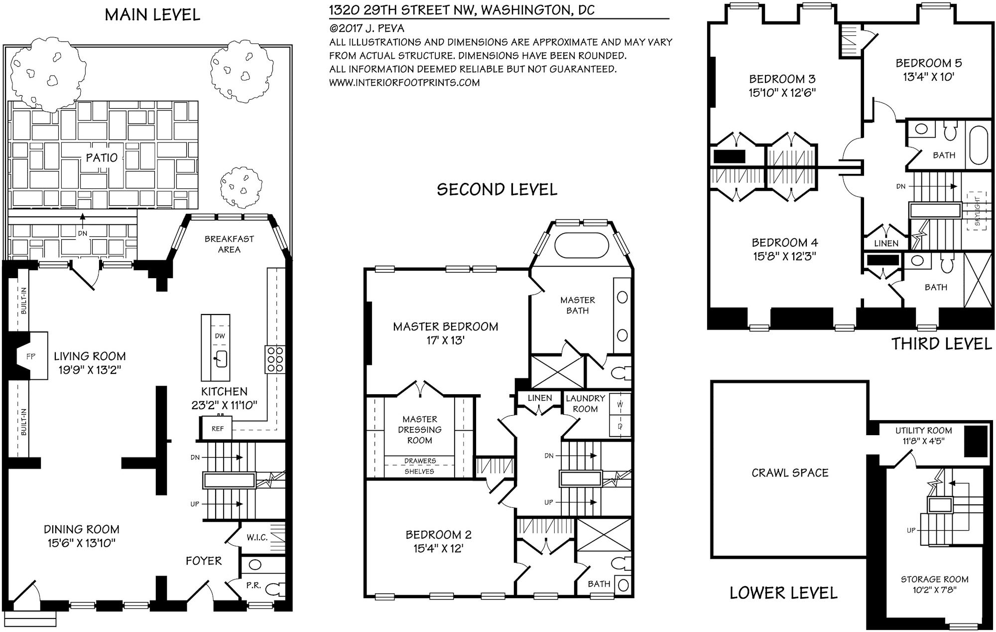 100 Fine Dining Floor Plan Washington