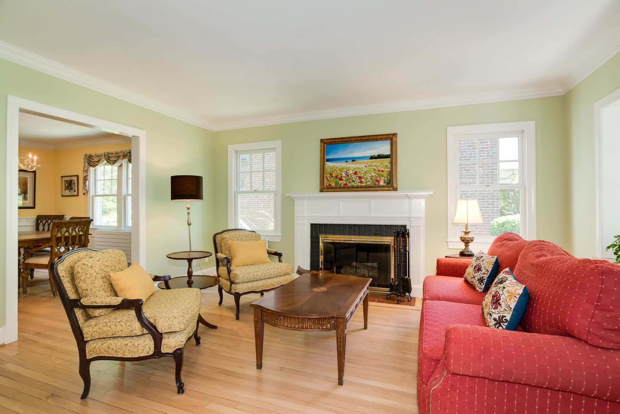 HOMEVISIT VIRTUAL TOUR 6224 30TH ST NW WASHINGTON DC 20015 Listed By KIMBERLY CESTARI