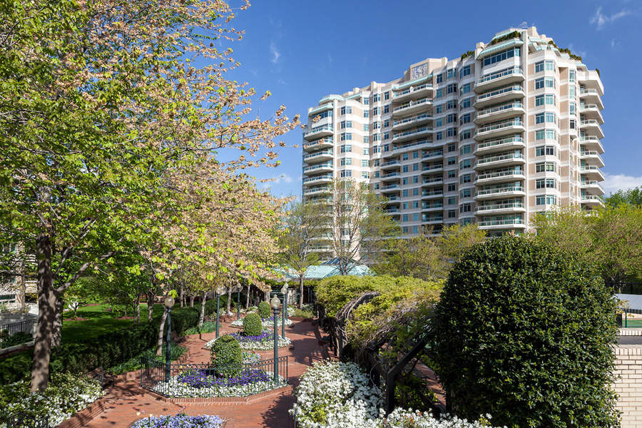 HOMEVISIT VIRTUAL TOUR 3 0 :: 5630 WISCONSIN AVE #602, CHEVY CHASE