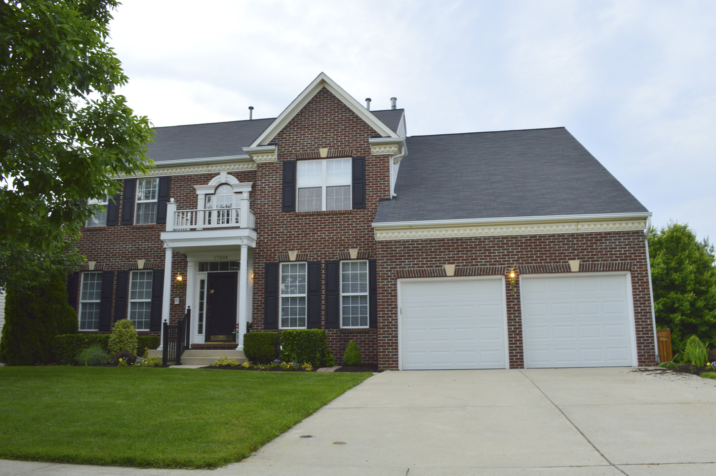 Floor Plan Home Homevisit Virtual Tour 17204 Birch Leaf Ter Bowie Md 20716
